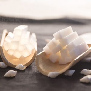Base de jabón de glicerina